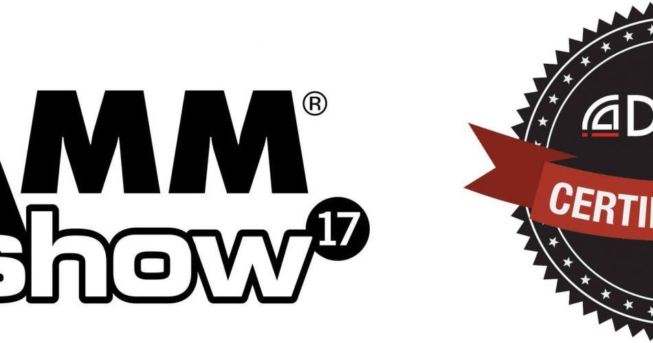 NAMM 2017 DANTE Certification