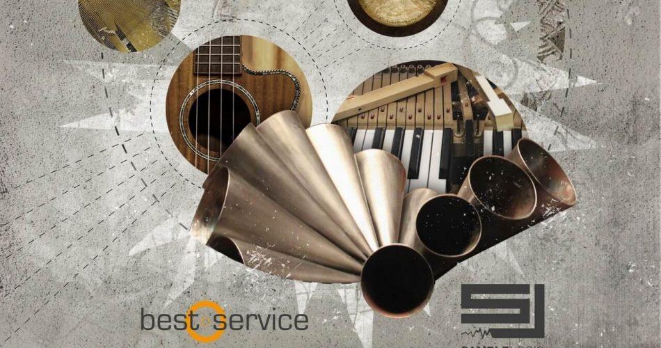 NI Sample Logic Best Service NKS Special