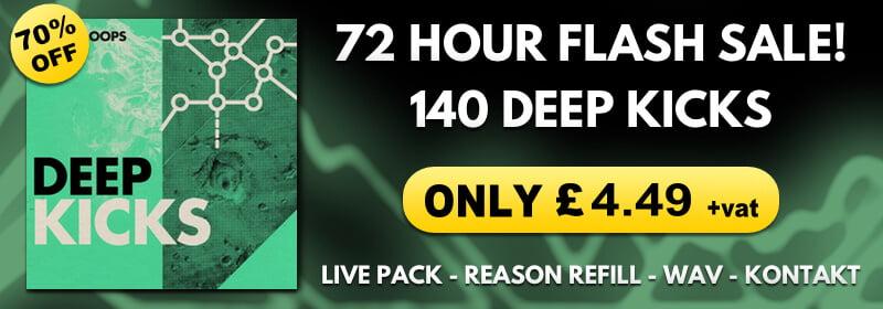 New Loops Deep Kicks flash sale