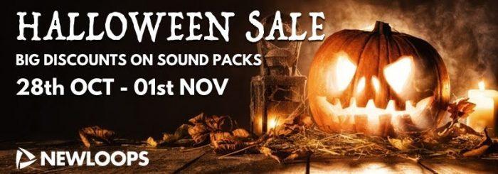 New Loops Halloween Sale