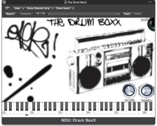Nova Sound The Drum BoxX