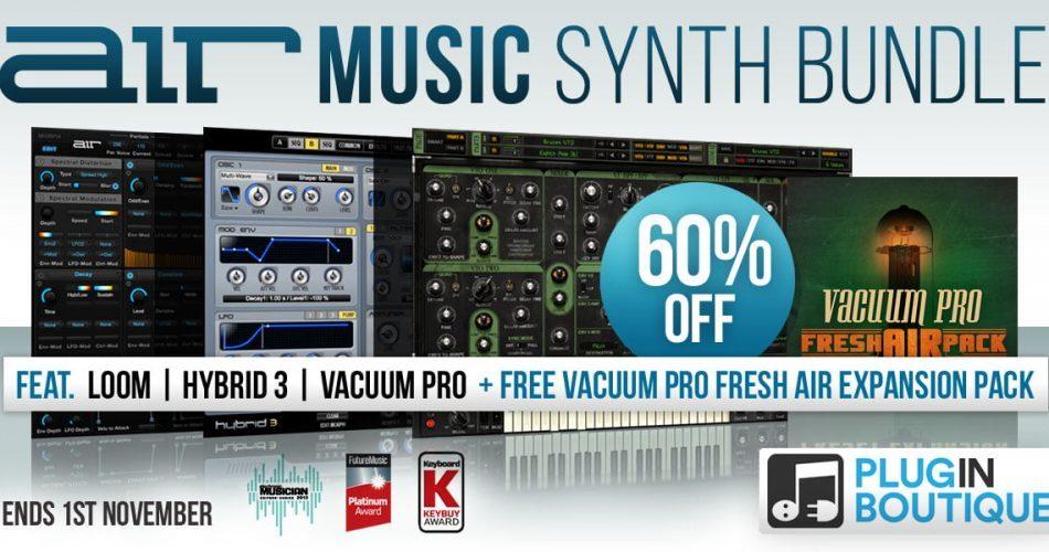 PIB AIR Music Synth Bundle Sale