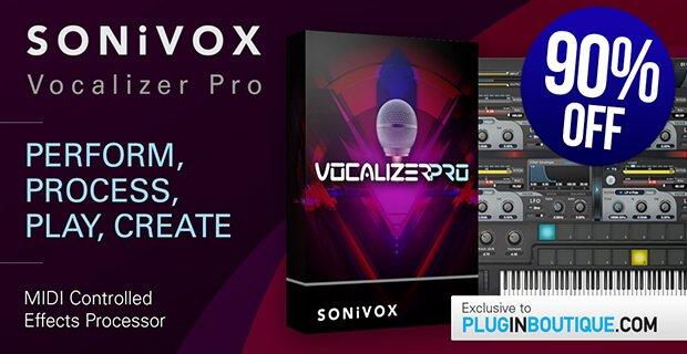 PIB Sonivox Vocalizer Pro sale