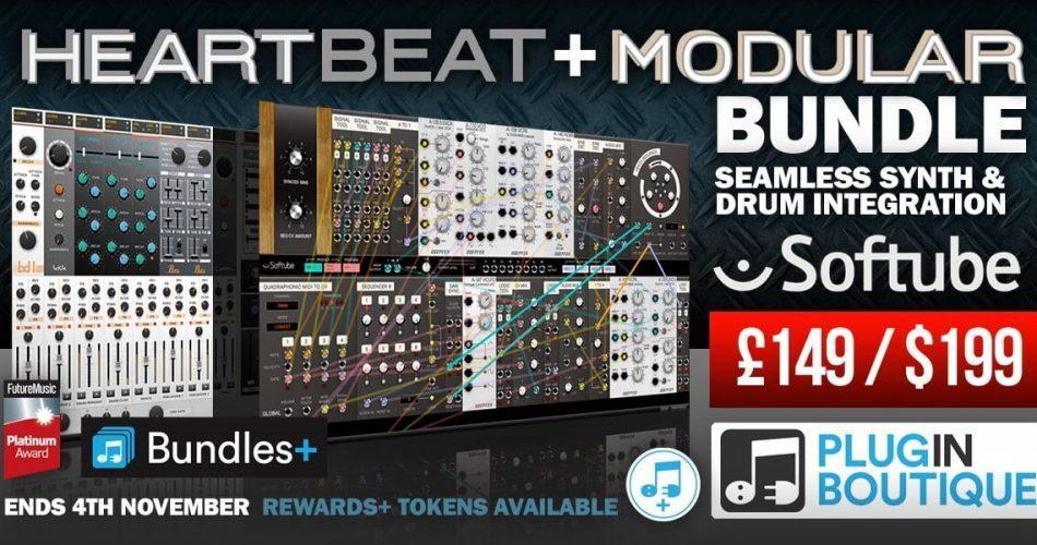 Plugin Boutique Softube Heartbeat & Modular Bundle