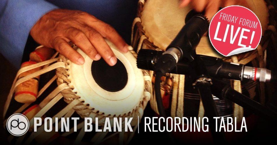 Point Blank FFL Recording Tabla