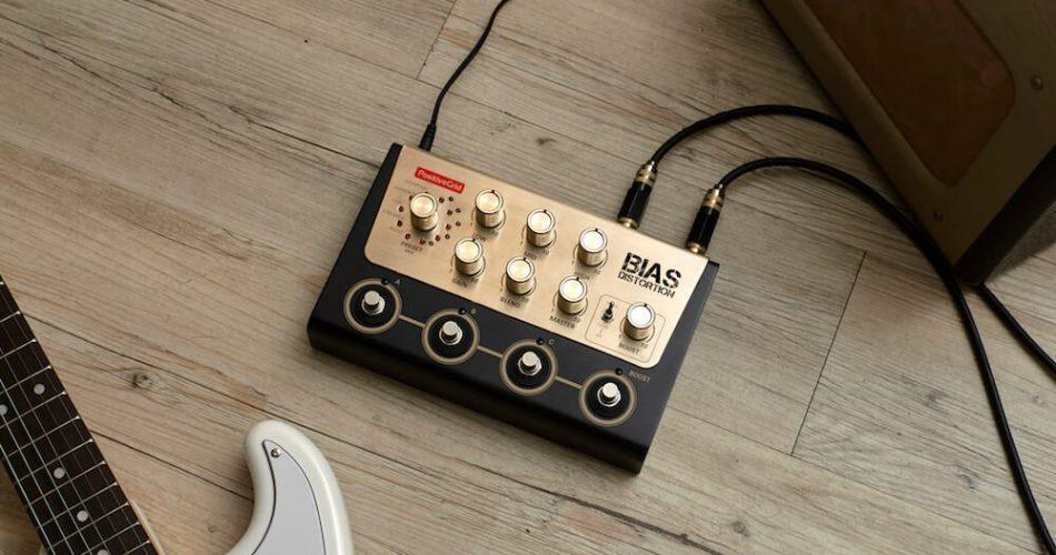 Positive Grid BIAS Distortion guitar