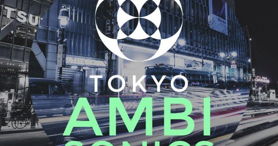 Pro Sound Effects Tokyo Ambisonics