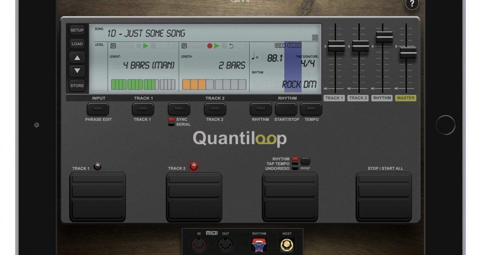 Quantiloop for iPad