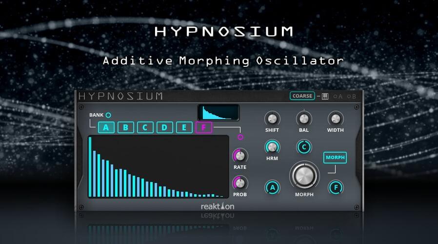 Reaktion Sound Hypnosium