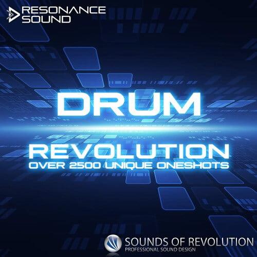 Resonance Sound SOR Drum Revolution