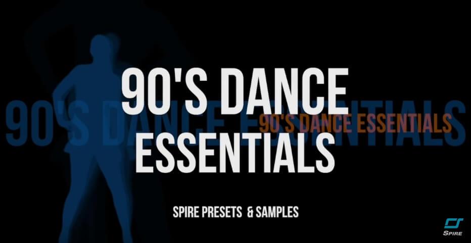 Reveal Sound Spire 90s Dance Essentials feat