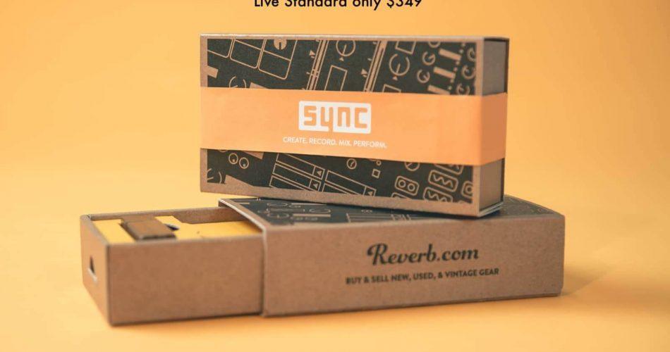 Reverb SYNC Ableton Live Starter Kit