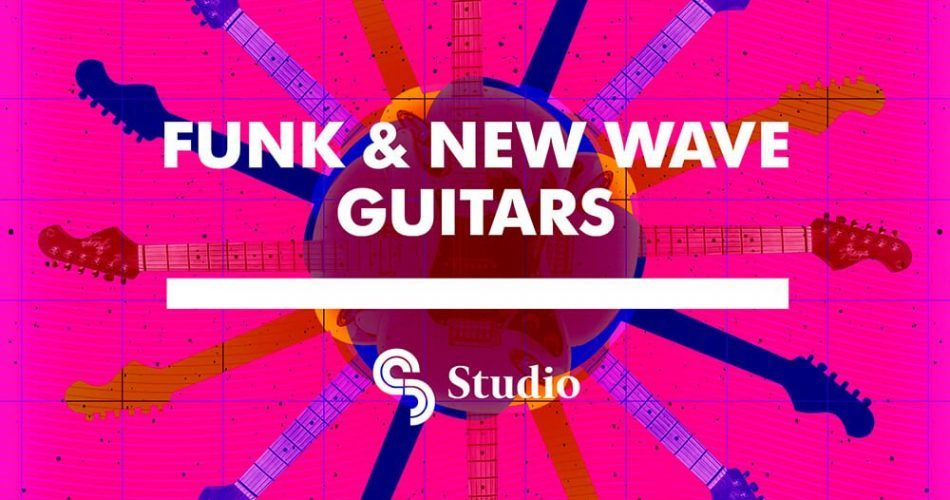 Sample Magic Funk & New Wave Guitars