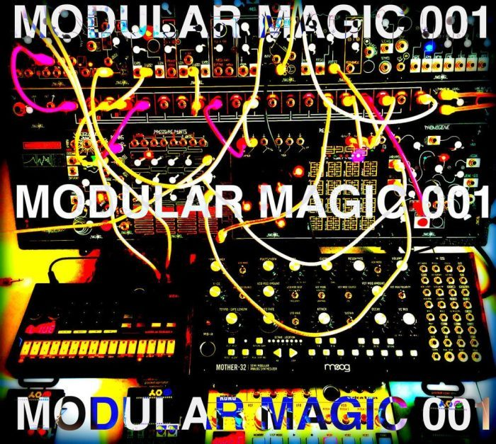 SampleNinjas Modular Magic 001