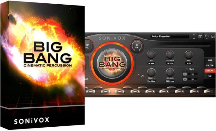 Sonivox Big Bang Cinematic Percussion 2