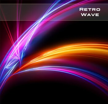 Soundsdivine Retro Wave