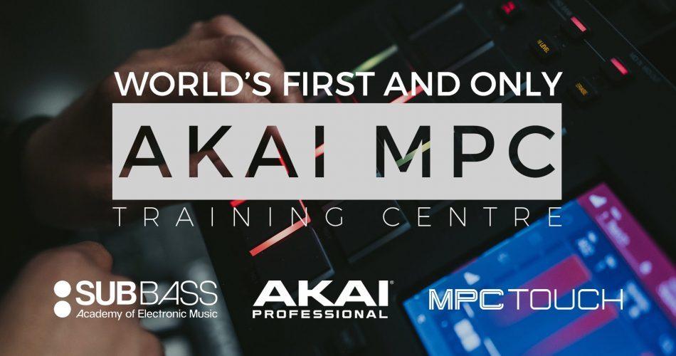 SubBass Academy MPC Training