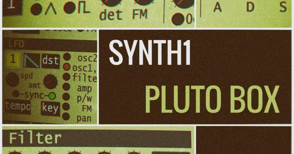 Synthmorph Synth1 Pluto Box