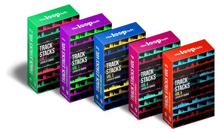 The Loop Loft Track Stacks Bundle