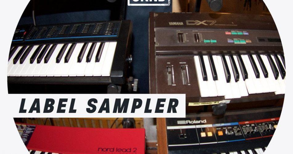 UNDRGRND Sounds Label Sampler