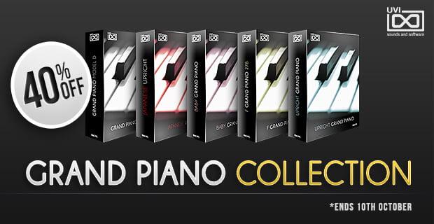UVI Grand Piano Collection sale