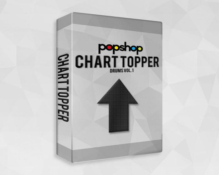 Woodshed Audio Popshop Chart Topper Drums Vol 1