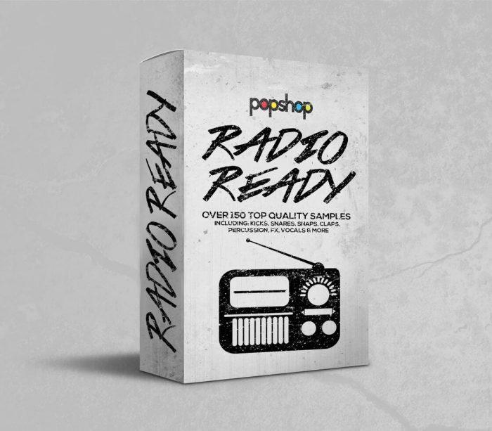 Woodshed Audio Popshop Radio Ready