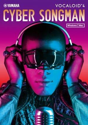 Yamaha Vocaloid4 Cyber Songman