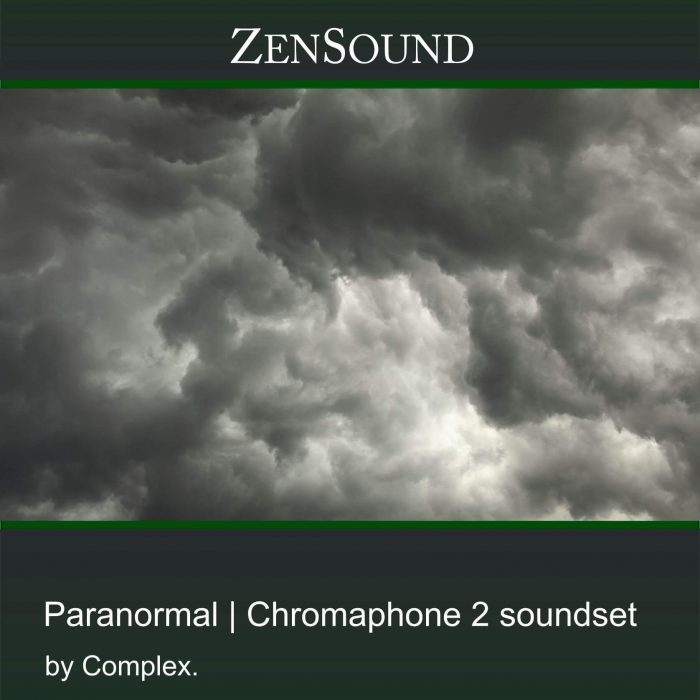 ZenSound Paranormal for Chromaphone 2
