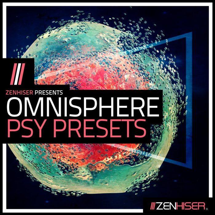 Zenhiser Omnisphere Psytrance Presets