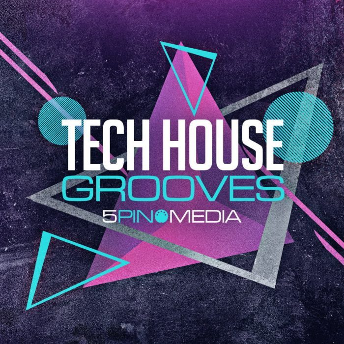 5Pin Media Tech House Grooves