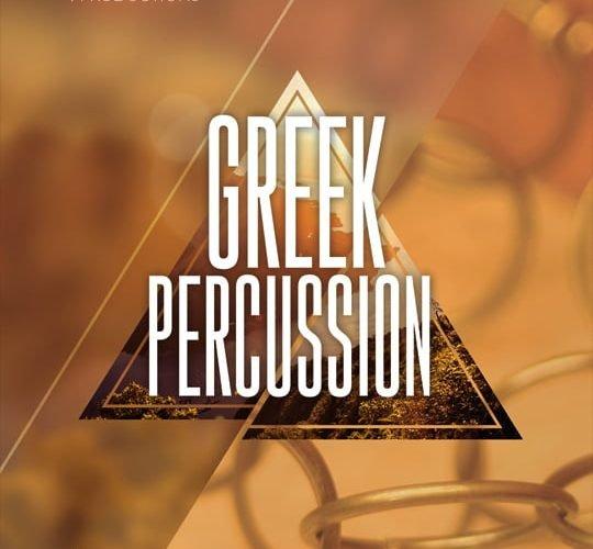 8Dio Greek Percussion