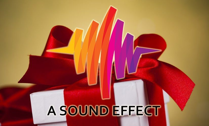 A Sound Effect SFX Giveaway