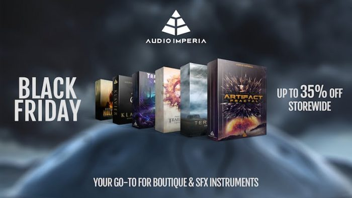 Audio Imperia Black Friday Sale