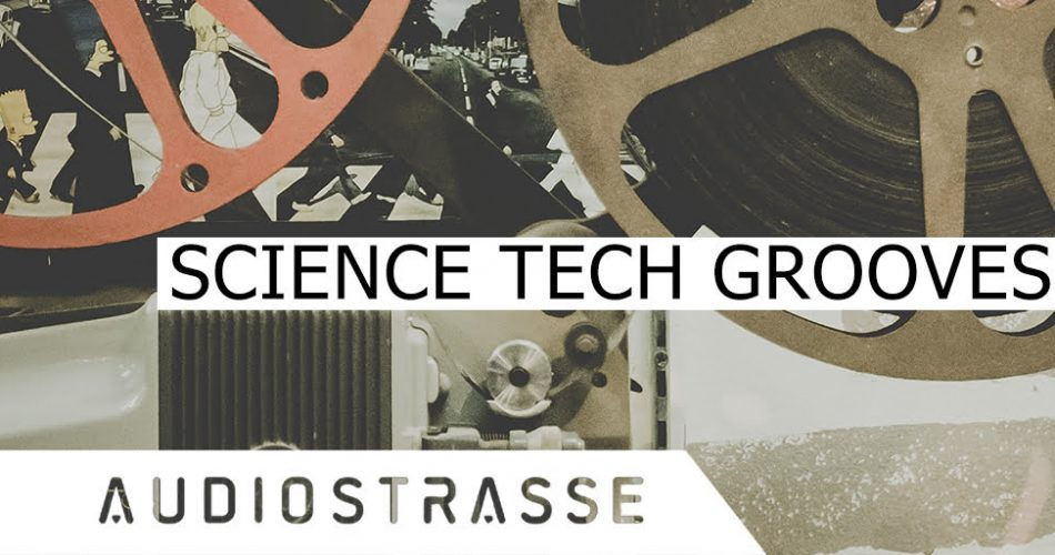 Audiostrasse Science Tech Grooves