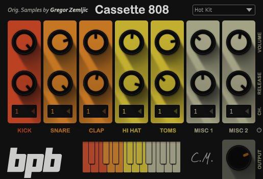 BPB Cassette-808