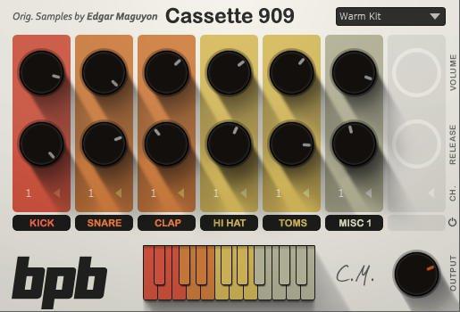 BPB Cassette-909