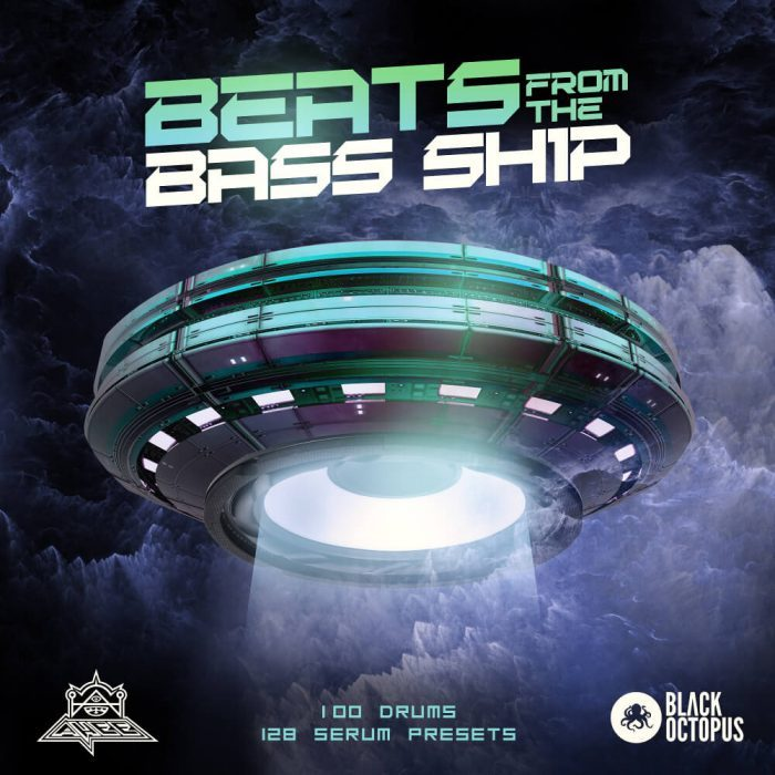 Black Octopus Beats from the Bass Ship