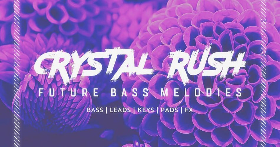 CAPSUN Pro Audio Crystal Rush Future Bass Melodies