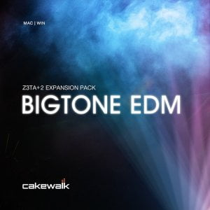 Cakewalk BigTone EDM