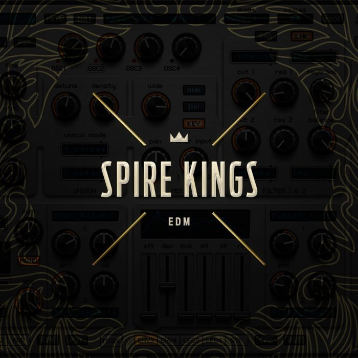 Diginoiz Spire Kings Edm