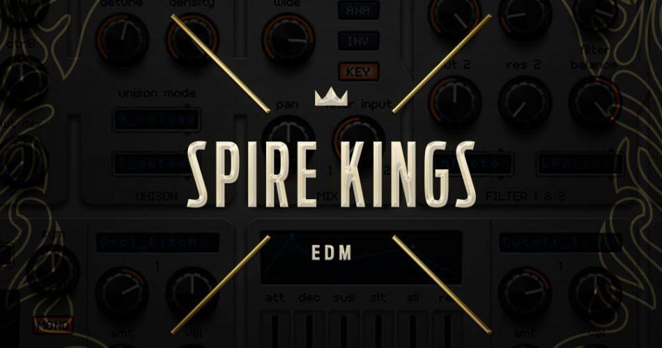 Diginoiz Spire Kings Edm