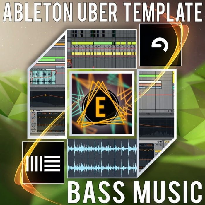Electronisounds Ableton Uber Template Bass Music