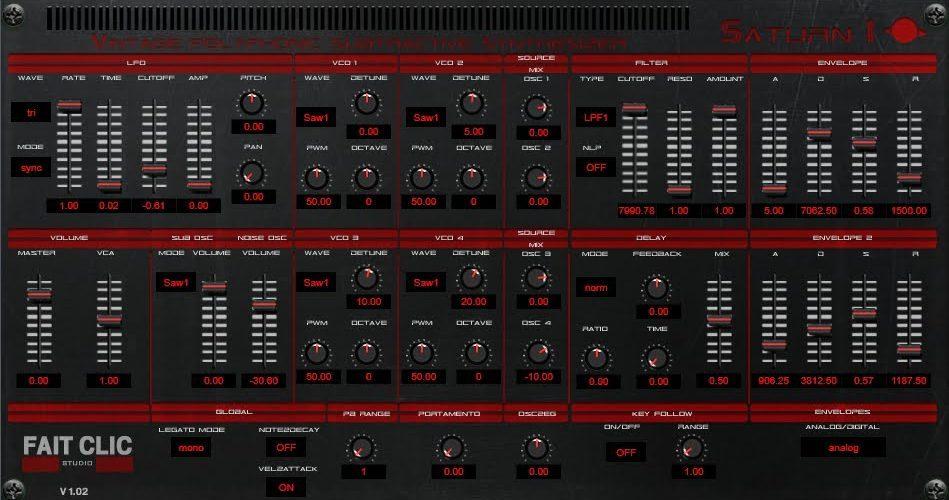 Fait Clic Studio Saturn 1 1.02