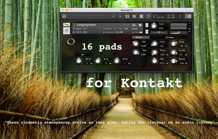 Flintpope 16 Pads for Kontakt