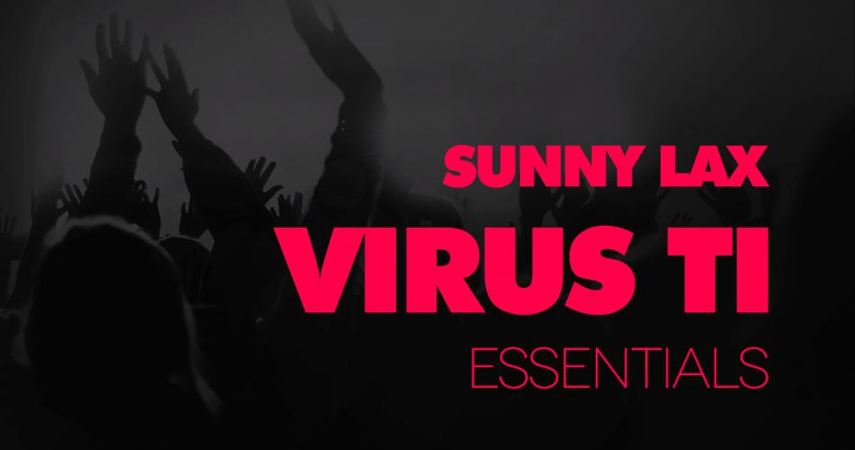 Freshly Squeezed Samples Sunny Lax Virus TI Essentials Vol 1