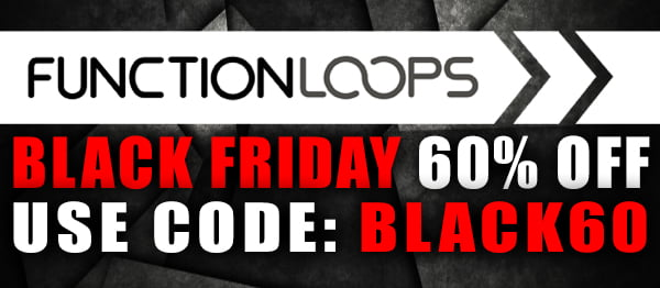 Function Loops Black Friday banner