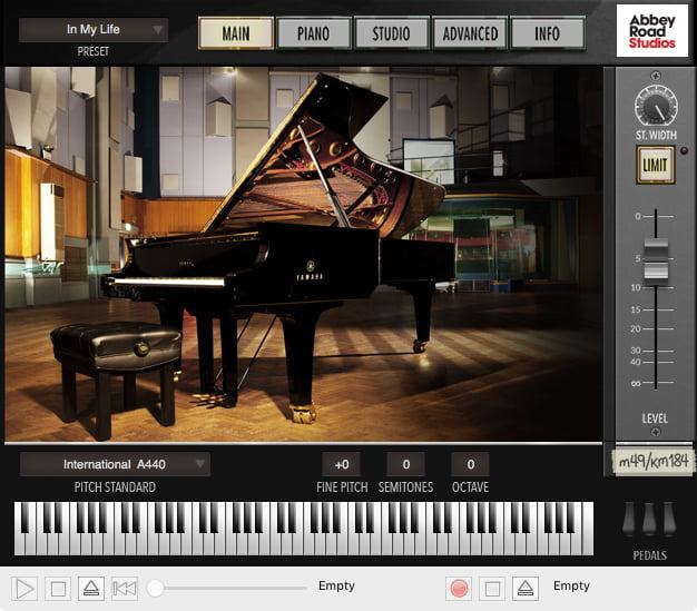 Garritan Abbey Road Studios CFX Lite