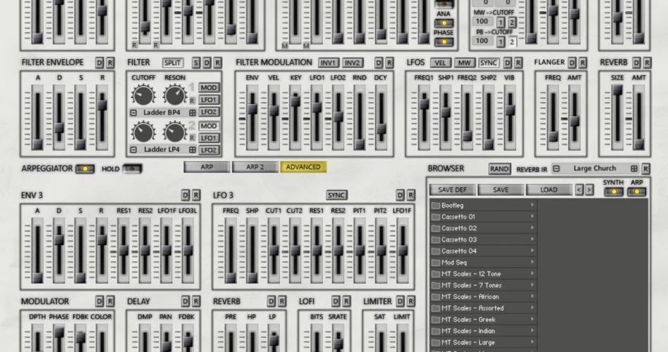Homegrown Sounds Cassetto 1.6