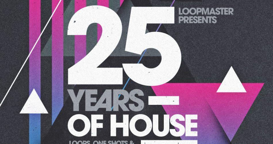 Loopmasters 25 Years Of House